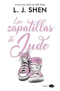 Las zapatillas de Jude   L.J. Shen