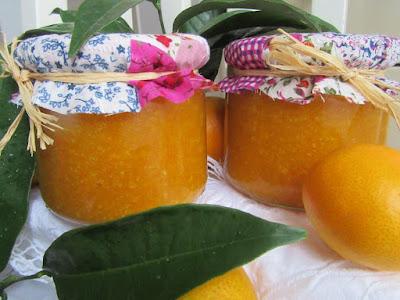 Džem od mandarina / Mandarin jam