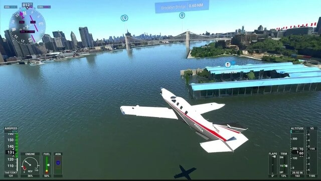 Microsoft Flight Simulator Torrent Screenshot