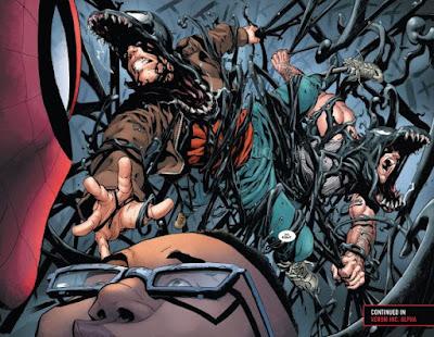 "Reseña de ""El Asombroso Spiderman 142 Marvel Legacy. Venom Inc. Partes 1-6"" - Panini Comics."