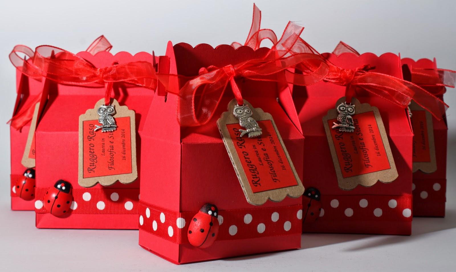 Molto The Sticher's Dream..: Bomboniere e sacchetti porta confetti  US44