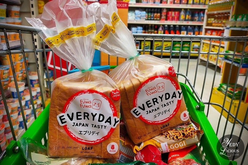 Fuwa Fuwa Japan Everyday Tasty Bread