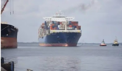 Onne Seaport Receives The Biggest Ship To Ever Call At Any Nigerian Port