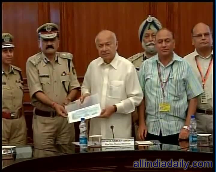 CRPF Donating one day salary to Ministry of Home Affairs