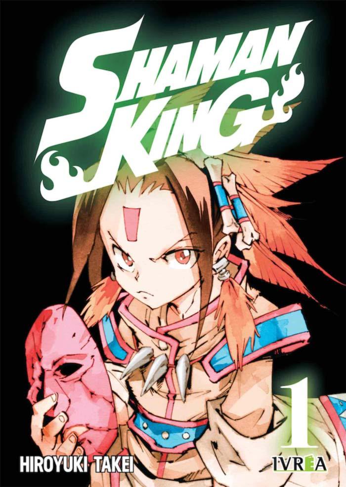 Shaman King manga - Hiroyuki Takei - Ivrea