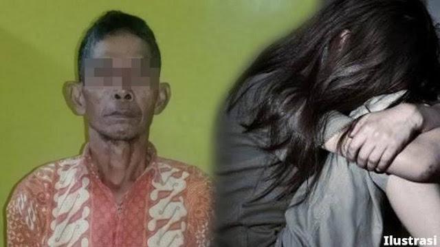 Ditinggal Istri Arisan, Pria Ini Tega Hamili Anak Tiri di Wonogiri