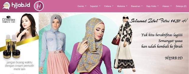 Toko Busana Muslim dan Baju Muslim Murah Se-Indonesia