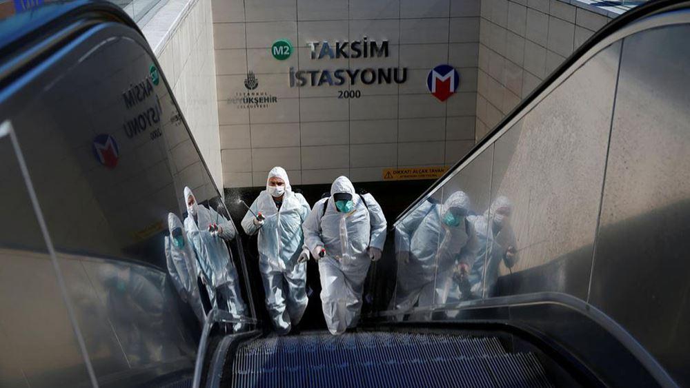 """Τουρκία: Μόνο τα """"πρωτάκια"""" θα πάνε σχολείο – Εξ αποστάσεως διδασκαλία για τους υπόλοιπους"""