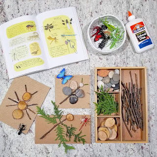 Learning activities about insects - hands on learning for preschoolers