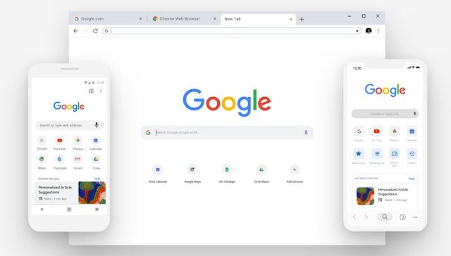 تم إصدار Chrome 81 مع 32 إصلاح أمني ودعم لمعيار Web NFC