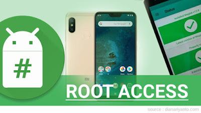 Cara Root Xiaomi Mi A2 Lite dengan Mudah