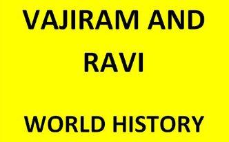 Vajiram and Ravi World History Printed Notes PDF