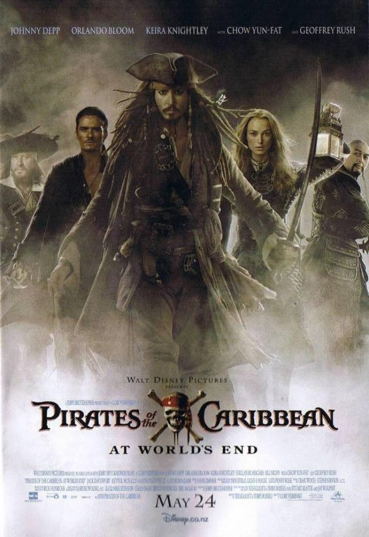 Pirates of the Caribbean 3: At World's End (2007) ταινιες online seires xrysoi greek subs