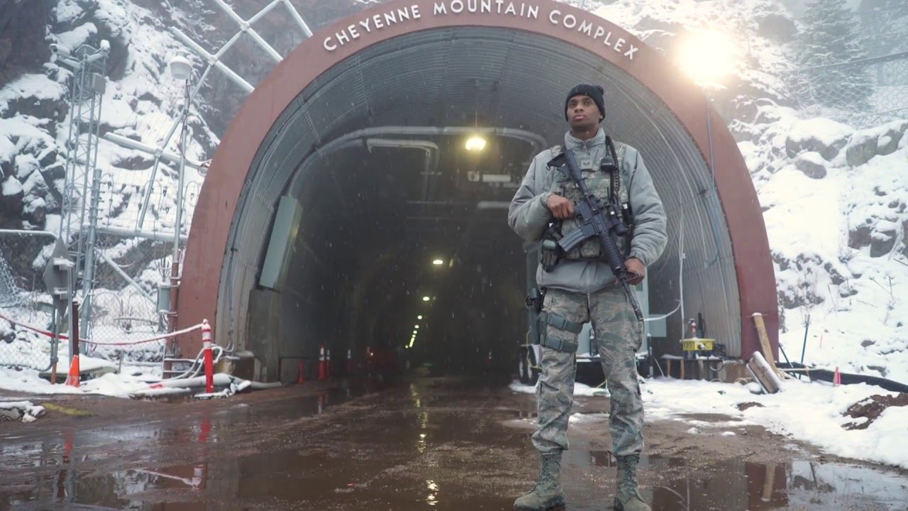 Inside NORAD's Cheyenne Military Fortress