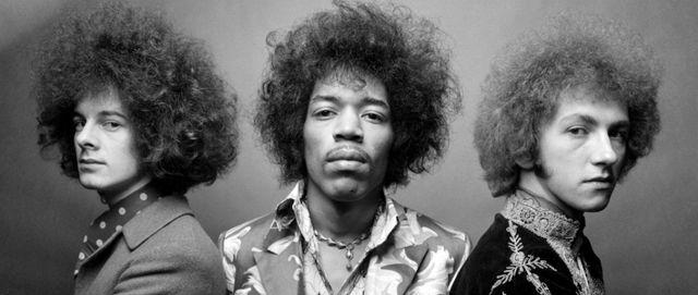 The Jimi Hendrix Experience Banda Grupo