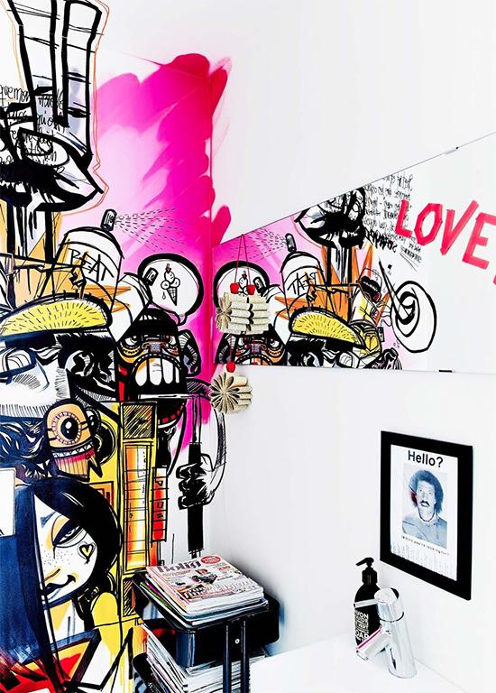 grafite, a casa eh sua, decor, home decor, decoração, home decor