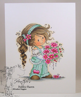 Heather's Hobbie Haven - Ruby Card Kit