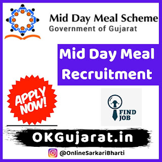 MDM Recruitment 2020 - Sarkari Bharti