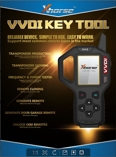 vvdi-key-tool-function
