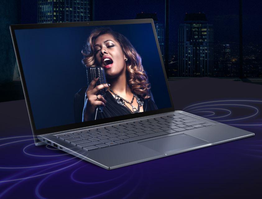 Asus Zenbook 14 UX431FL, Ultrabook Premium Bertenaga Intel Core i7 Comet Lake