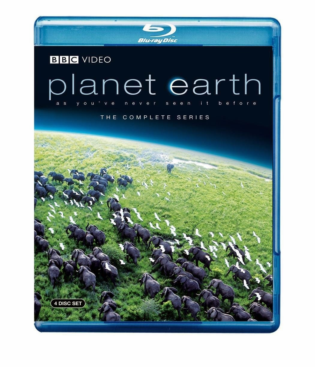 Planet Earth Movie for Winter Theme Preschool