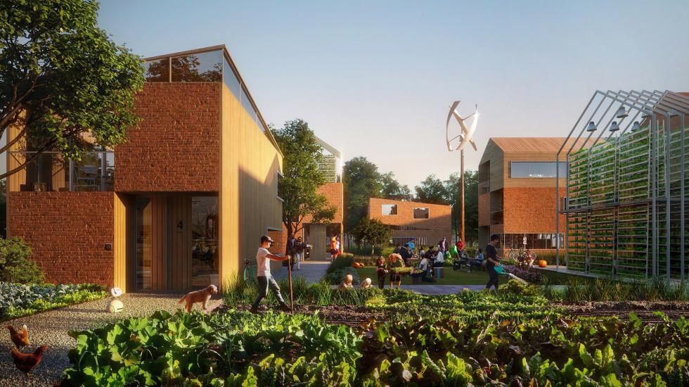 Brainport, uma pesquisa para criar o bairro mais inteligente do mundo