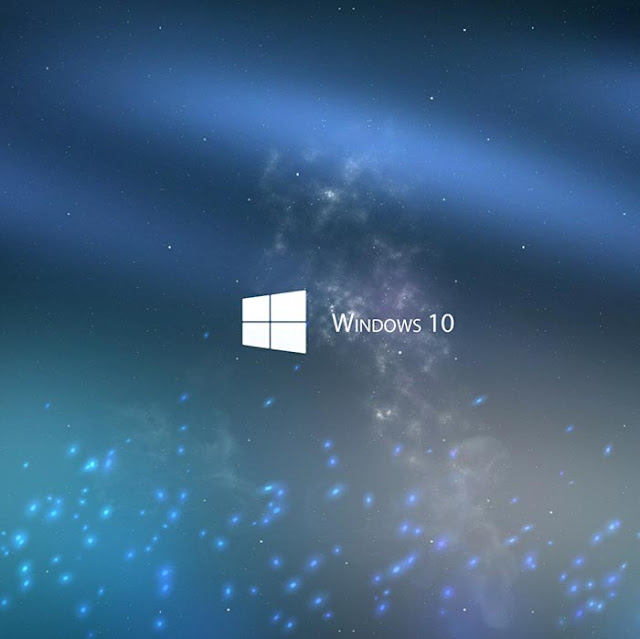 Windows 10 Enhanced v1 Wallpaper Engine
