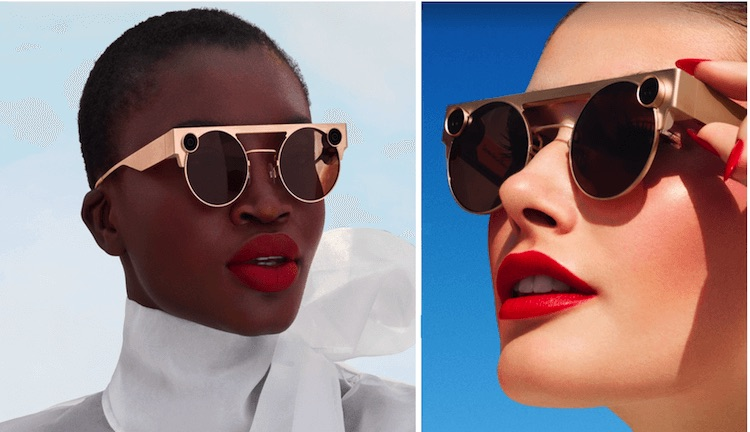 Spectacles A Smart Sunglasses With Camera And Water Resistant Launches