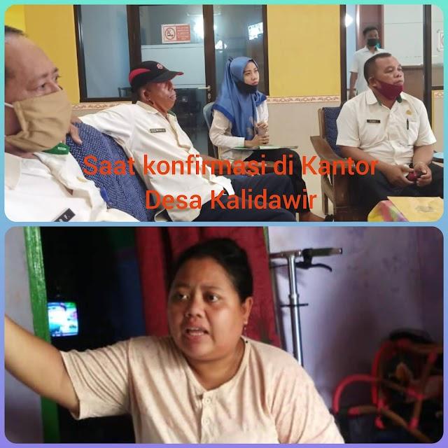 Diduga Didatangi Tiga Oknum Perangkat Desa, Seorang Warga Kalidawir Tertekan Usai Terima BLT-DD