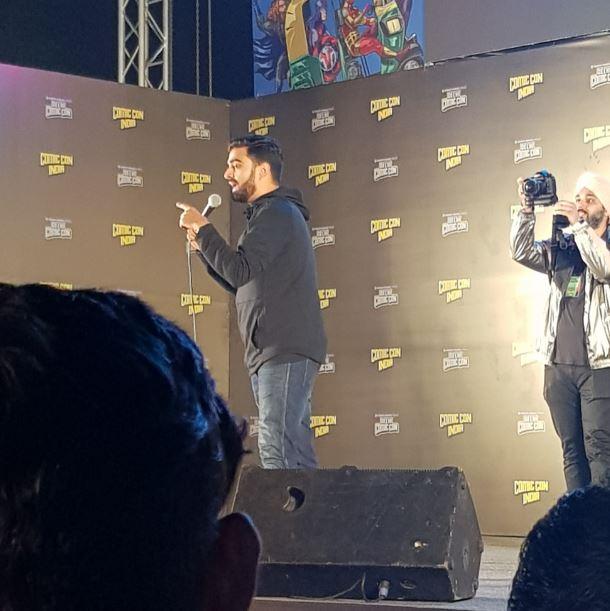 delhi comic con 2019 blog post anime lover india
