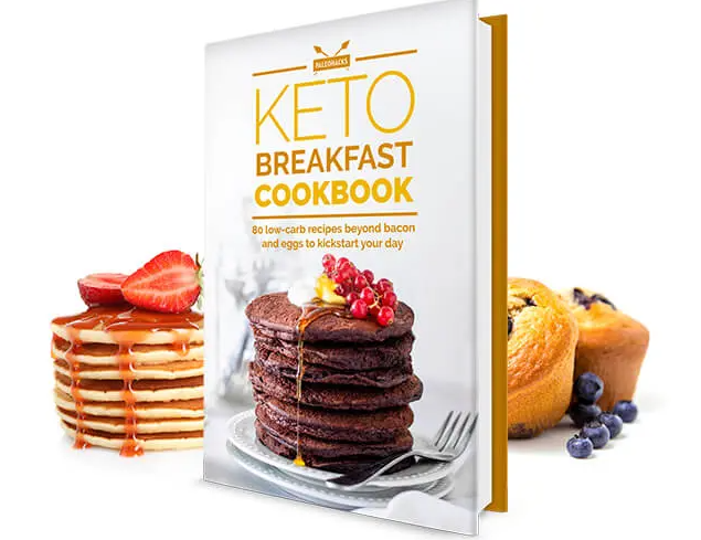 The Keto Breakfast Cookbook (fat-burning breakfast)
