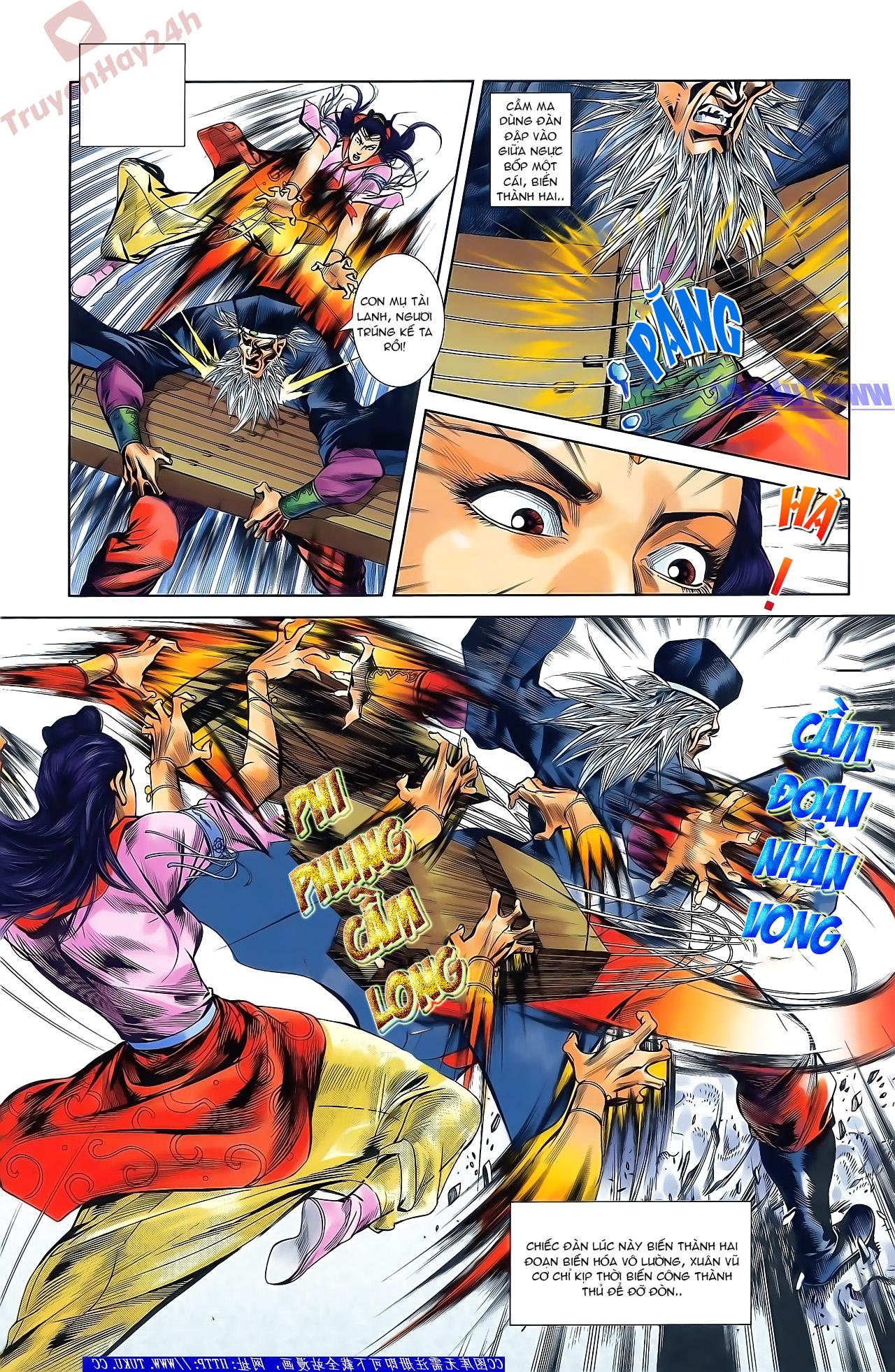 Tần Vương Doanh Chính chapter 46 trang 17