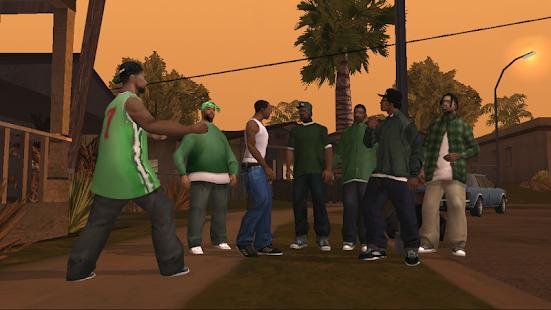 Grand Theft Auto: San Andreas Mod Apk Full