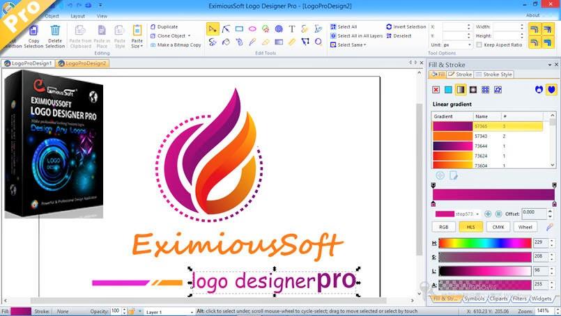 EximiousSoft Logo Designer Pro Full Version