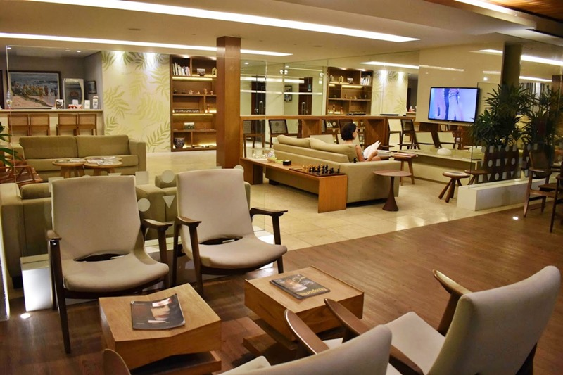 Hotel Mar Brasil Itapuã