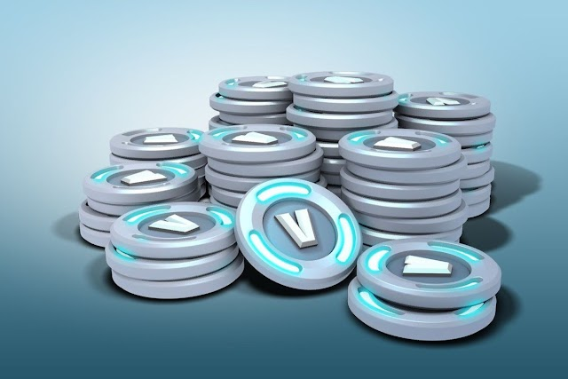 fortnite new update: Kids buy a Fortnite V-Bucks game using Uncle's account