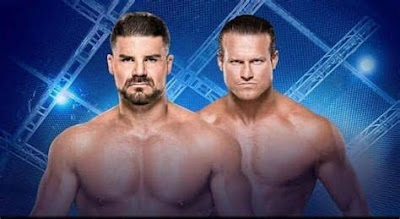 SmackDown Raw Ziggler Roode Street Profits TLC Tag Titles