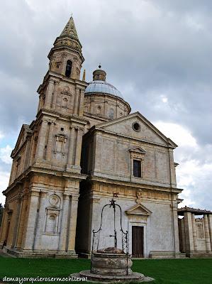 Iglesia San Biagio, Montepulciano
