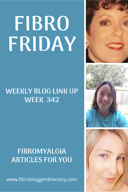 Fibromyalgia articles at Fibro Friday