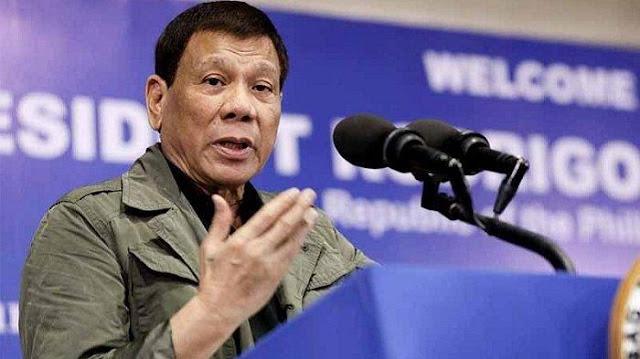 Filipina Tangguhkan Kerja Sama Militer dengan AS