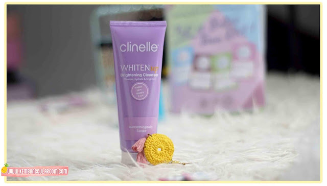 clinelle peeling pad and refining mask