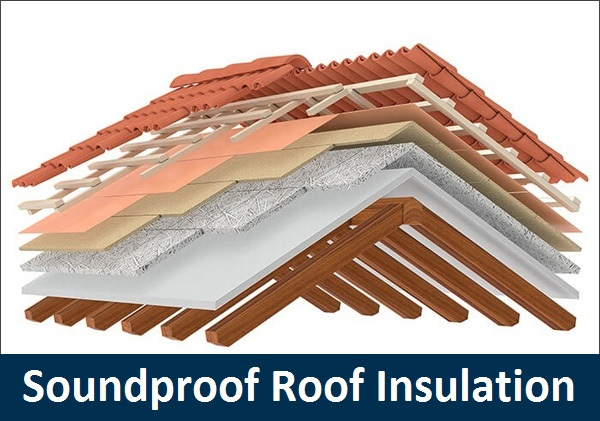 Soundproof Roof Insulation