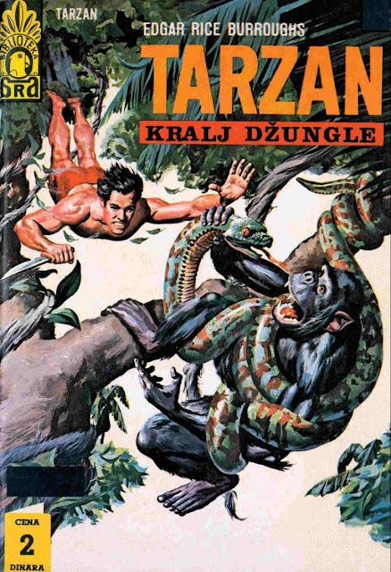 Gospodar Dzungle - Tarzan