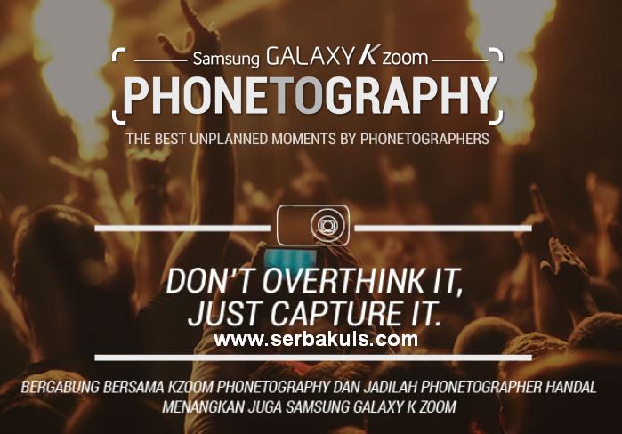 Kontes Foto Berhadiah 2 SAMSUNG Galaxy KZoom