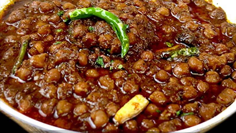 Chole Chana Recipe in Hindi