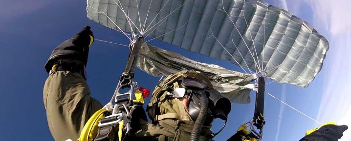 Надходження нових парашутних систем до ЗСУ