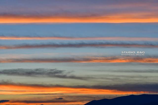 Η φωτογραφία της ημέρας: Χρώματα...στ΄ Ανάπλι