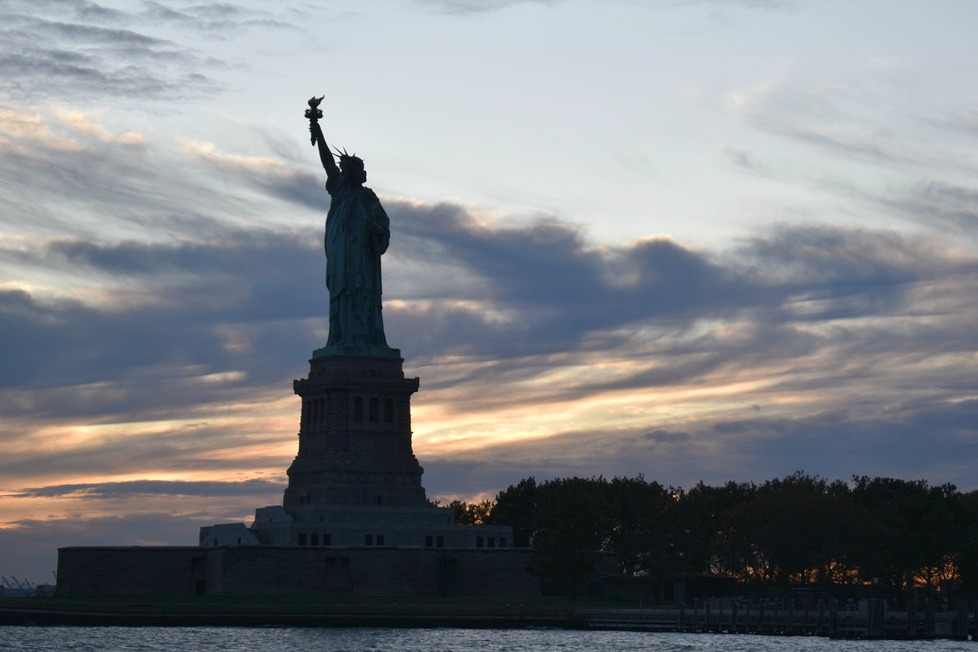 40 Things you must do in New York - Statue of Liberty