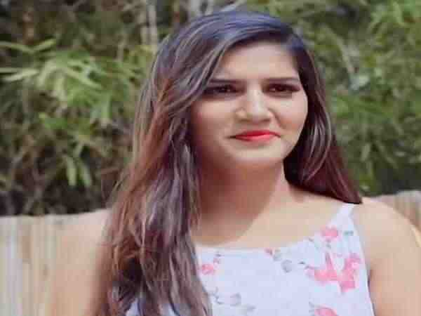 Sapna Chaudhary said to himself, 'I am a popat', viral happened VIDEO