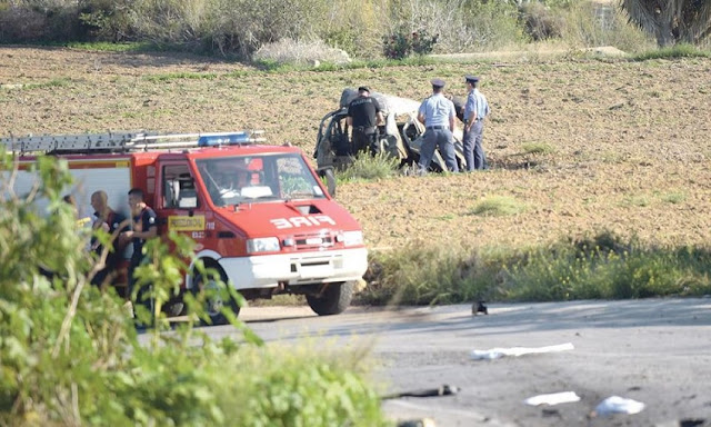 Daphne Caruana Galizia uccisa con una bomba ordinata in Albania?